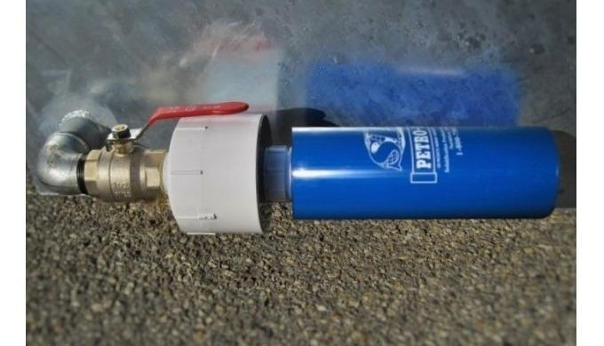 Les filtres à eau anti-hydrocarbures SPI et les solutions de traitement des eaux de pluies contaminé...