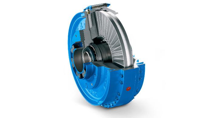 FLUDEX Strömungskupplung Hydrodynamische Strömungskupplung Nennleistung von 1,2 kW bis 2.500 kW bei ...