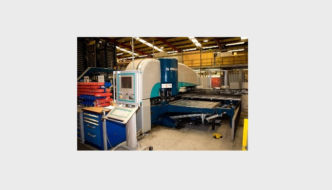 Carlton Laser Services - CNC Punching