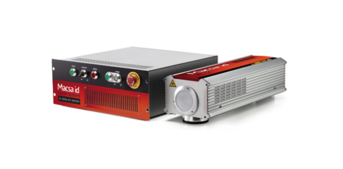 Specialists in laser marking system - gLASER D-5000 Green