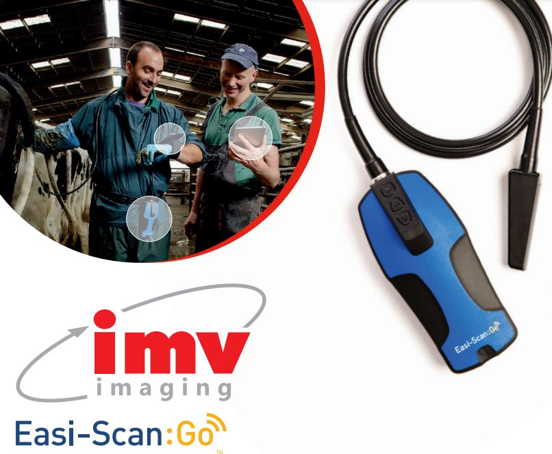 IMV imaging vous présente l'échographie dédié à l'application bovine : Easi-Scan. C'est un appareil ...