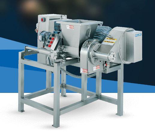 Le Processeur Comitrol®, modèle 5600 a une puissance maximale et une alimentation en produit positiv...