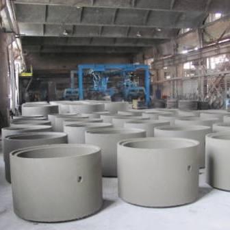 Круглые смотровые колодцы бетонные для водопровода,канализации, газификации.
