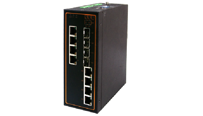 EH7508 Series / Industrial Ethernet Switch / Industrial Managed Switch