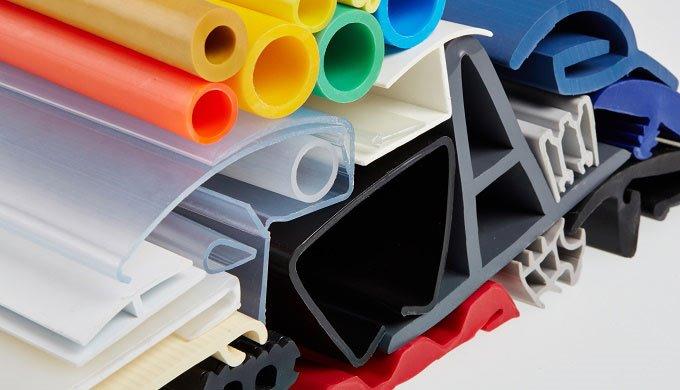 Изделия в форме профилей (планки, ребра, уплотнения, трубочки, спирали, шнуры и т.д.) имеют свое при...