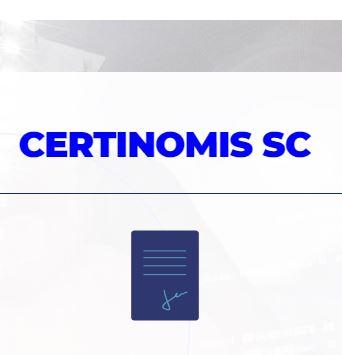 Gamme Certinomis SC : Certinomis Signature