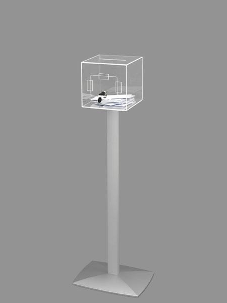 Très belle qualitéSerrure métallique 2 clésFabrication plexiglass transparent d'épaisseur 4 mm avec ...