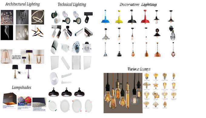 Arquitectural lighting