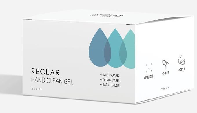 RECLAR Hand Clean Gel
