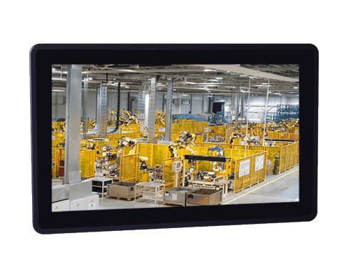 15.6'' 1366x768 TFT LCD Panel with Touch Screen 1x 2.5'' SATA drive bay IP65 Front Panel Protection ...
