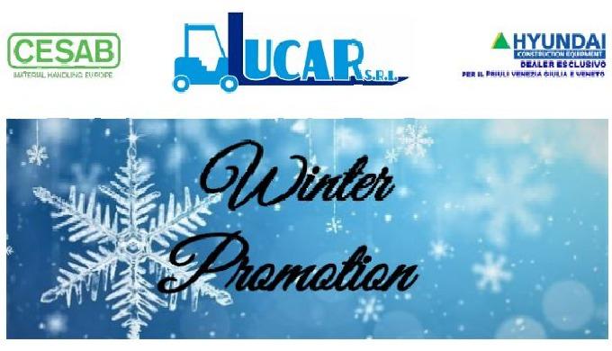 LUCAR WINTER PROMOTION