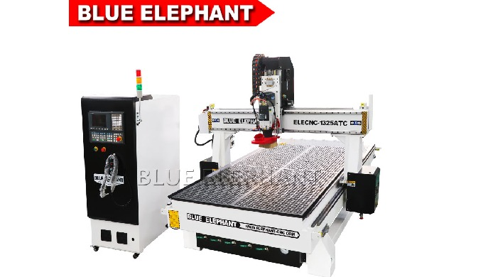 ELECNC-1325ATC China Auto Werkzeugwechsel Holz CNC-Fräser zum Holzschneiden