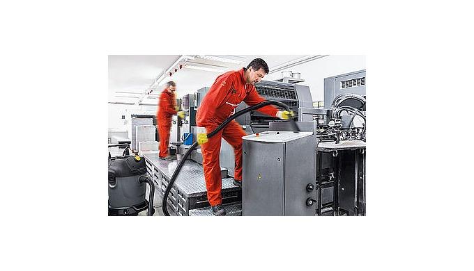 Průmyslové úklidové služby, úklid průmyslových areálů