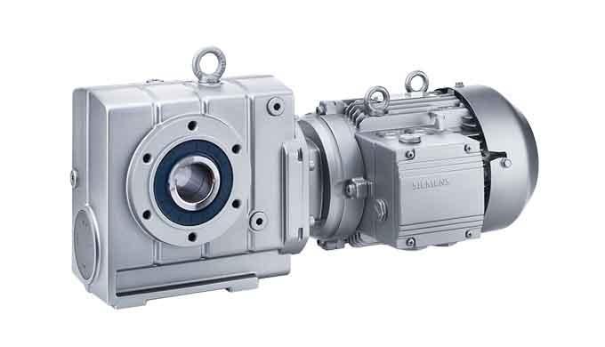 Siemens: kompaktní elektropřevodovky