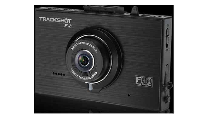 TRACKSHOT F2_dashboard camera