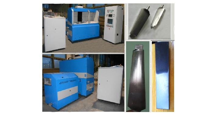 Установка АЭПП для автоматизированного электролитно-плазменного полирования