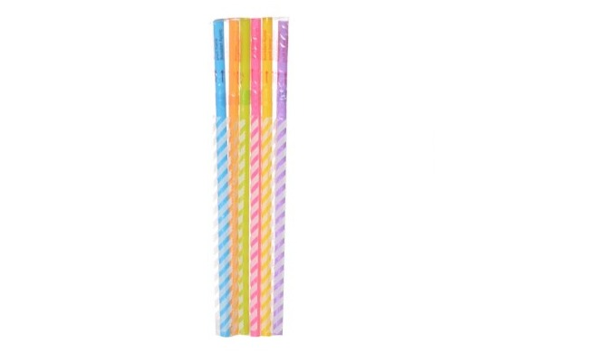 INDIVIDUALLY  WRAPPED STRAW