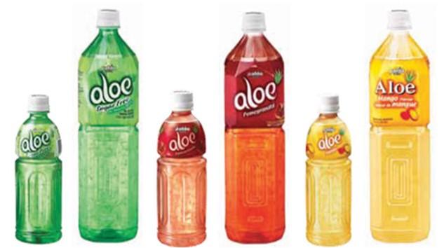 Original, Sugar free, Pomegranate, Mango, Blueberry, Green tea, Pineapple.