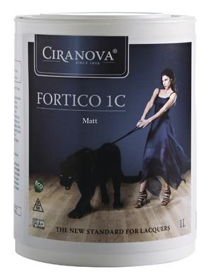 FORTICO 1C + 2 C lak na podlahy Společnost ACOLOR s.r.o. vyrábí FORTICO 1C + 2 C lak na podlahy. FOR...