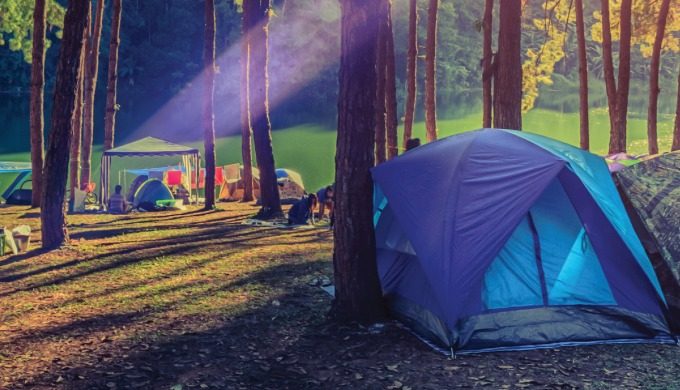 Buy the best camping tent in Dubai from Adventure HQ