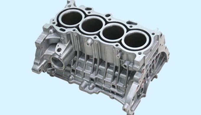 Cylinder block is the most critical and complex casting on the engine. Its wall thickness is often l...