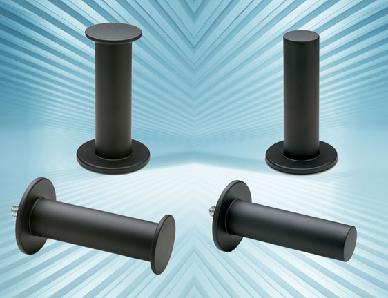 The new IF/IFF series 90° stability handles from Elesa provide support on powered hand tools such as...