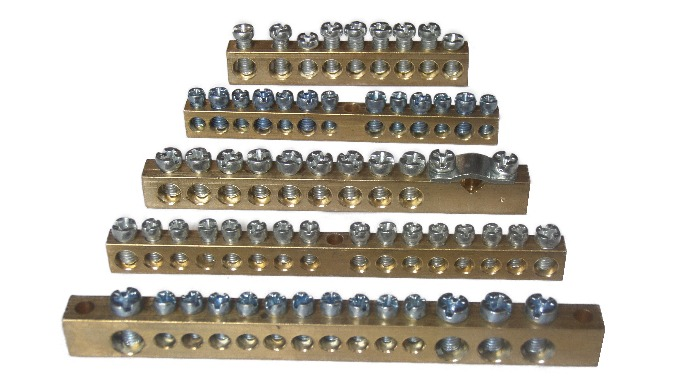 Brass Neutral Link Brass Neutral Bar Brass Neutral Line Brass Earthing Link Brass Earthing Bar Brass...