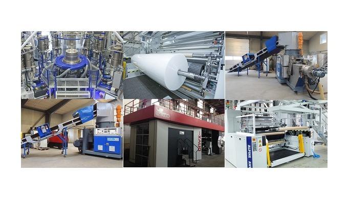 Euro Machinery køber og sælger maskiner til hele verden. Vi opererer indenfor den fleksible plastind...