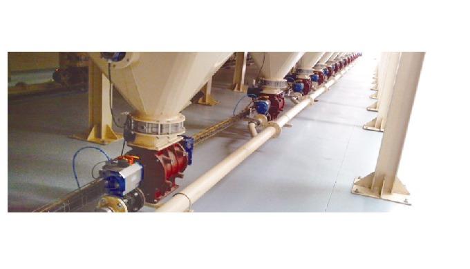 WAMGROUP-medlem, TOREX, tilbyder et stort udvalg af gennemløbs- og gennemløbsrørventiler (roterende ...