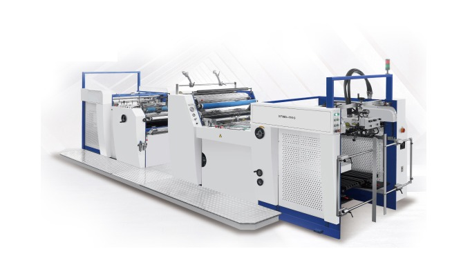 Instruction: YFMD Automatic Laminating Machine apply to the equipment complex of BOPP thermal lamina...
