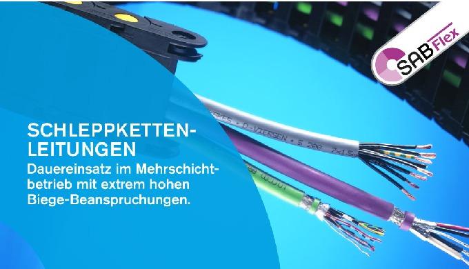 Cables para cadenas portacable