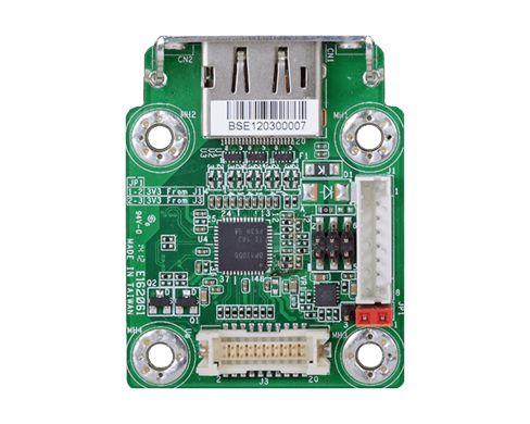 EXT-DP | Riser Cards | Peripherals | DFI