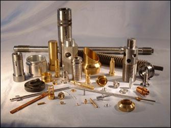 Unsere Produkte sind: Langdrehteile bis 25 mm Durchmesser und einer Länge von 150 mm CNC-Drehteile b...