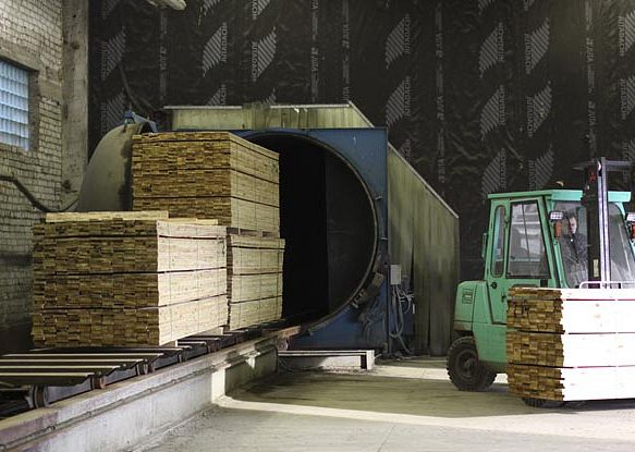We provide timber impregnation services using modern processing equipment and technologies. We also ...