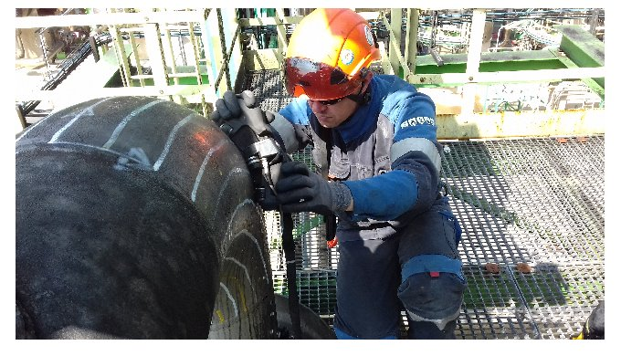 Pipe Corrosion Inspection (PCI)