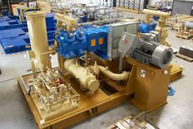 Reciprocating compressors for process gases