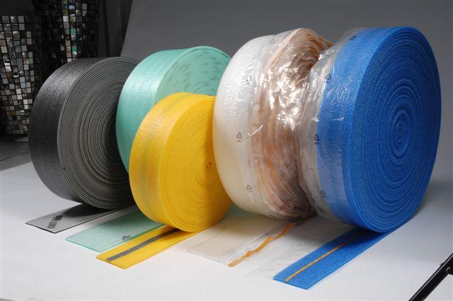 Acoustic slitt rolls 5 mm 20 kg
