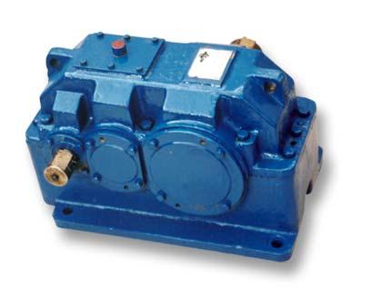 Reductoarele cilindrice 1; 2; 3 trepte cu axe paralele (gamele 1H-B; 2H-B; 3H-B)