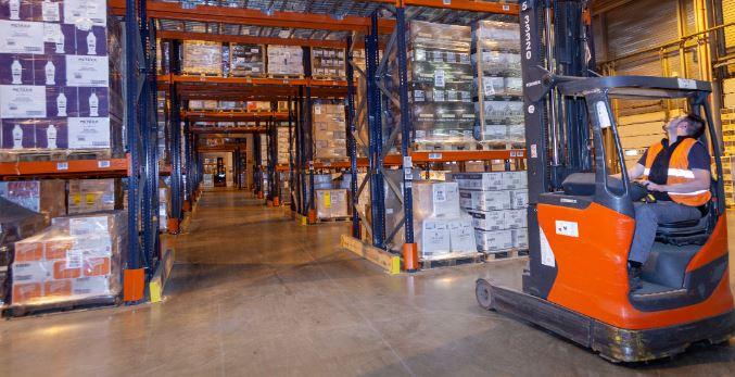 Le contrat logistique Seafrigo consiste à vous offrir un service d'entreposage de qualité. Nous disp...