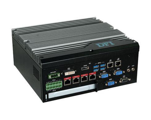 EC510-KH/EC511-KH | 7th Gen Intel Core | Fanless Embedded System | DFI