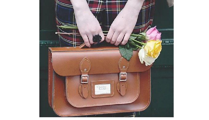 Our collection of leather satchels are crafted using the finest, ethically sourced leather in order ...