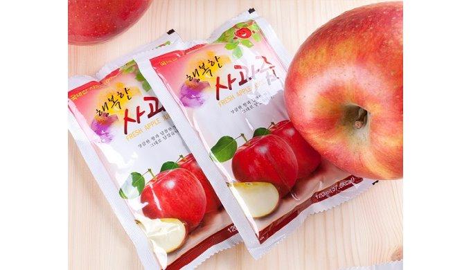 Apple Juice with Whole Apples | Happy Apple Inc.