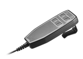 The HB40 series handsets are designed for use with LINAK® control boxes. These sturdy compact units ...