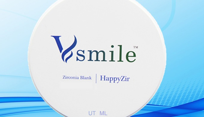 Zirconia Preshaded Feature: 1. Anterior and Posterior Single Units 2. Full Contour Units/Dental crow...