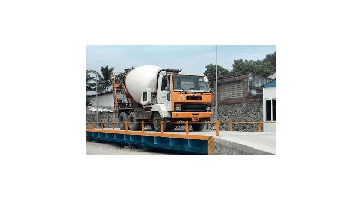 Industry Concrete Weighbridge