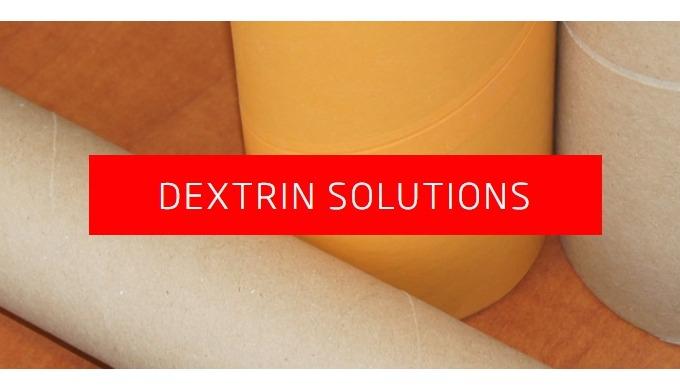 Dextrinové roztoky