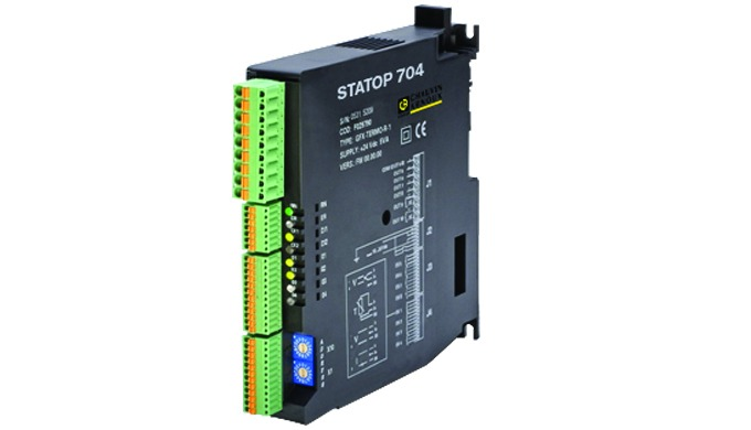 STATOP 704 PID controller