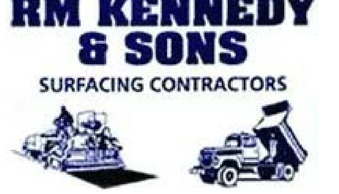 RM Kennedy & Sons provide high quality tarmacking, asphalt driveways, and other road surfacing solut...