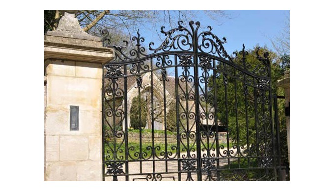 We offer a wide range of driveway gates to suit all kinds of requirements. From aluminium, wrought i...