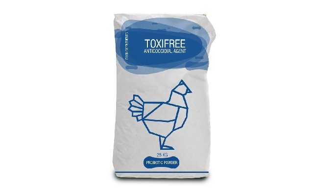 TOXIFREE Toxifree is a benzeneacetonitrile showing great promise as a broad-spectrum anticoccidial a...